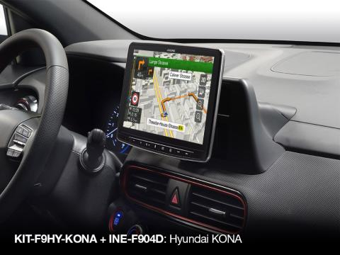 Built-in-iGo-Primo-Navigation-Map-in-Hyundai-Kona_INE-F904D_with_KIT-F9HY-KONA