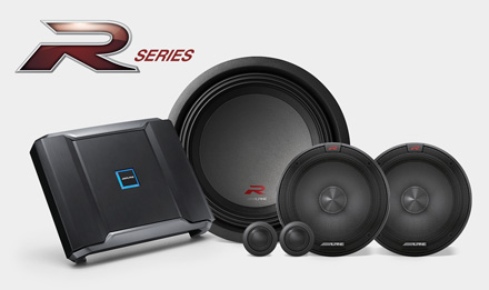 Best Performance with R-Series Speakers