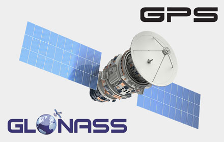 GPS and Glonass Compatible - X802D-UA