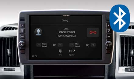 Ducato, Jumper and Boxer - Built-in Bluetooth® Technology - X903D-DU2