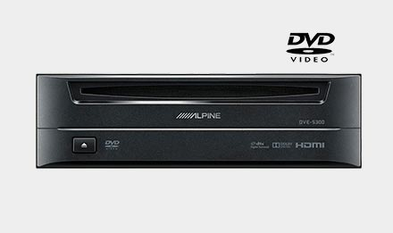 Iveco Daily - DVD Player DVE-5300
