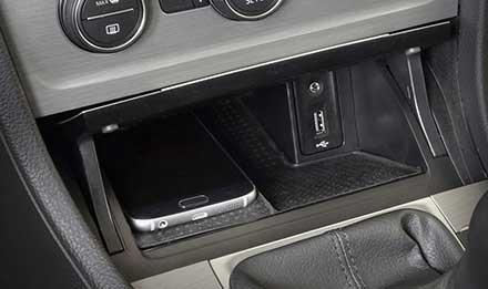 Golf 7 - USB / AUX port - X901D-G7