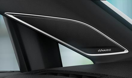 Golf 7 - Compatible with Dynaudio Sound System  - X902D-G7